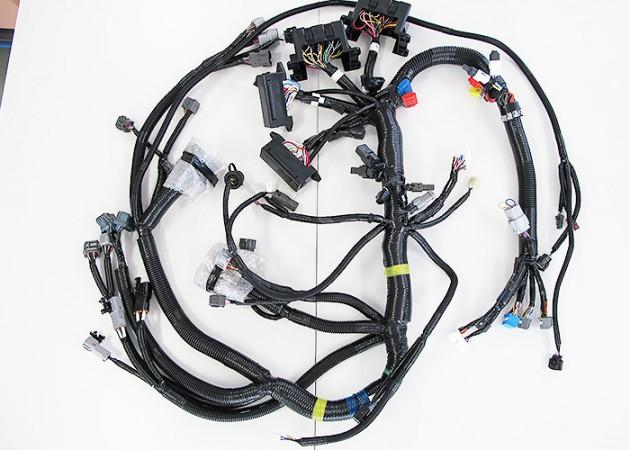 Riya konsole Harness