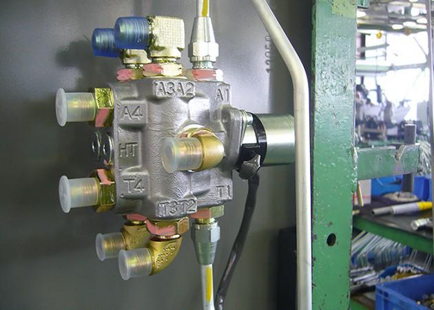 valve lock