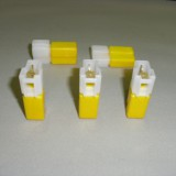 crystal diode connector